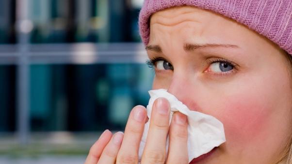 ママが風邪をひいたときの対処法