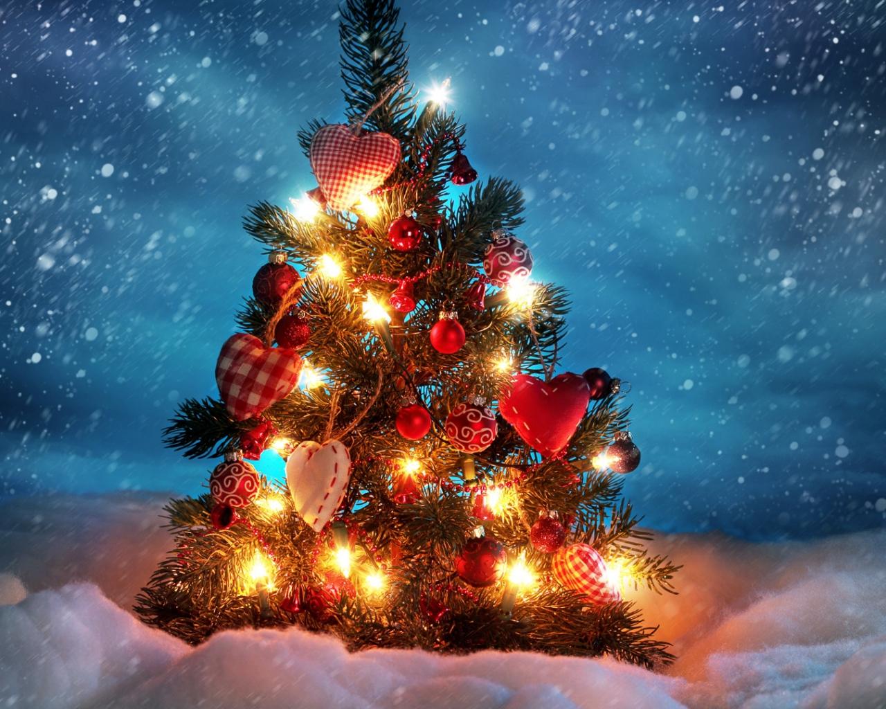 christmas_tree_snow_winter_91151_1280x1024