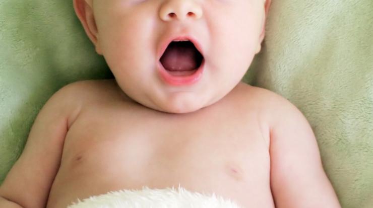 赤ちゃん 口 が 臭い
