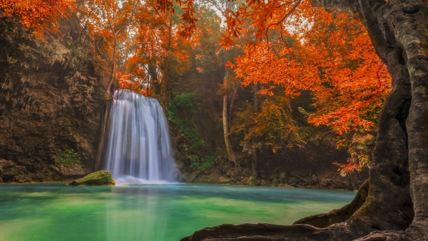 waterfall_pond_trees_thailand_nature_93398_602x339