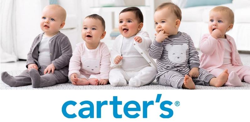 carter's★そのスタートは?!carter'sの想いは沢山のbaby服に。。