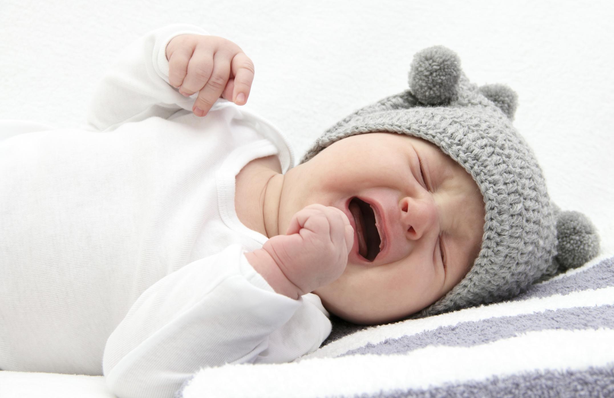 赤ちゃんの脱水症状。悪化する前に知っておきたい症状まとめ