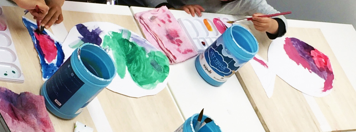 大阪・南森町【幼児・絵画教室モネットスクール】無料体験のご案内!