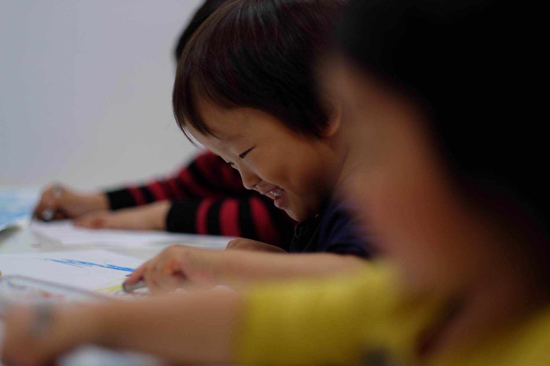 6/4無料体験開催!大阪 北区 南森町 幼児 絵画教室【モネットスクール】