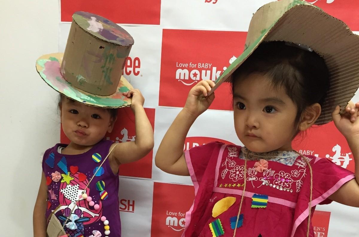 子ども服通販メイキーズとモネットスクールが子供向けの子ども服作りイベント開催