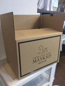 メイキーズの箱と袋へのこだわりは果たしてお客様へ届くのか?!