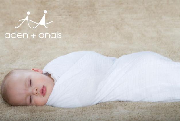 出産祝いの定番!長く愛用できるaden+anais/エイデンアンドアネイの魅力とは?