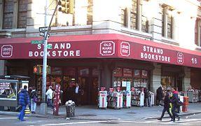お洒落海外トートバッグ・キャンバスバッグを通販で!ストランドブックストアーバッグならメイキーズへ!