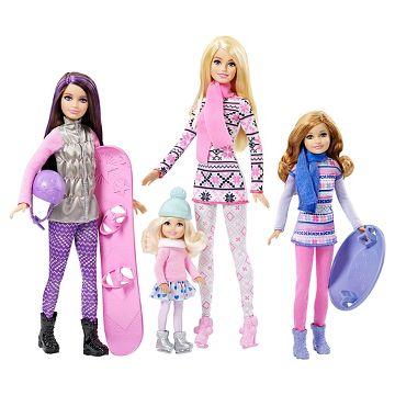 バービー(Barbie)人形通販/子供に大人気!海外おもちゃ