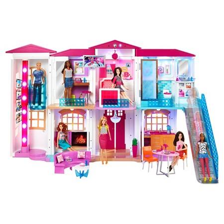 バービー人形ドールハウス