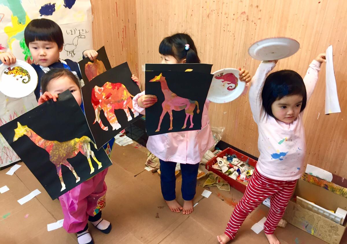 無料体験レッスン開催!【こども幼児 絵画 造形 工作】モネットスクール大阪