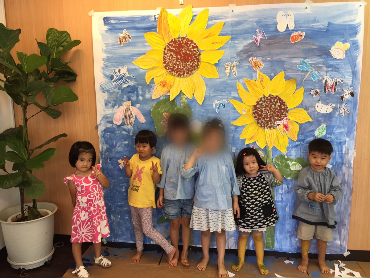 9月カリキュラムのお知らせ 幼児向け教室のモネスク