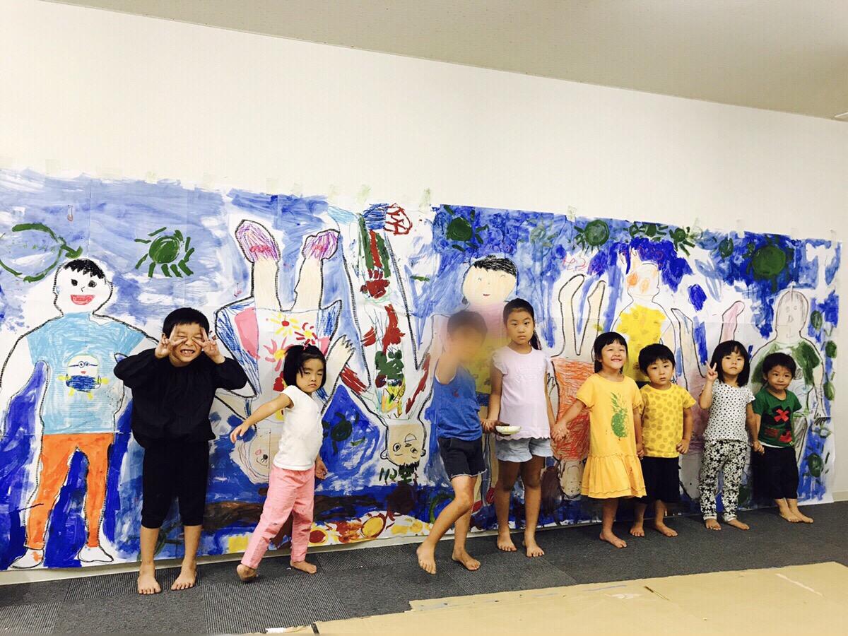【モネスクin大阪北区】子ども幼児の教育(お絵かき/英語/プログラミング)