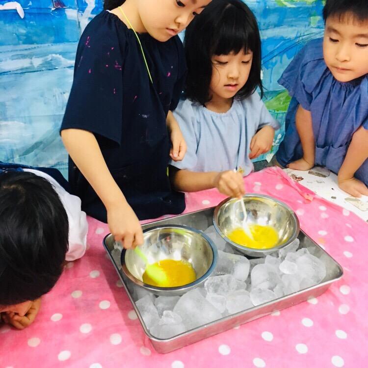 塩と氷でつくるアイスクリーム!夏の自由研究にも 子供の実験